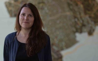 Eva Abellán, la nova Síndica Municipal de Greuges de Sabadell | Foto Roger Benet