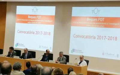Imatge de l'acte d'aquest migdia a l'auditori del Parc Taulí | Ajuntament de Sabadell