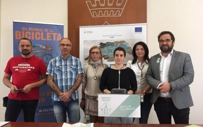 Presentació del projecte d'aparcament de bicicletes de Sabadell | Ràdio Sabadell