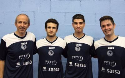 El Natació Sabadell anirà a la fase d'ascens com a primer de grup