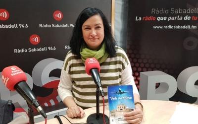 Ángeles Mañas al programa Al Matí | Pau Duran