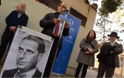 Demòcrates durant l'acte de record a Carrasco i Formiguera | Roger Benet
