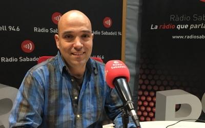Joan Berlanga ha passat pel programa Al Matí/ Mireia Sans