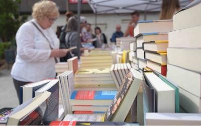 Les vendes de llibres han estat bastant repartides a la ciutat/ Roger Benet