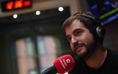 Ricard Ustrell, entrevistat a Ràdio Sabadell   Roger Benet