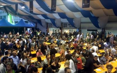 La Festa de la Cervesa de Sabadell serà l'esdeveniment de primavera de l'Oktoberfest/  Eventop Carpas