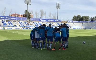 La pinya del Centre d'Esports Sabadell necessita un últim esforç per assegurar la permanència | CE Sabadell