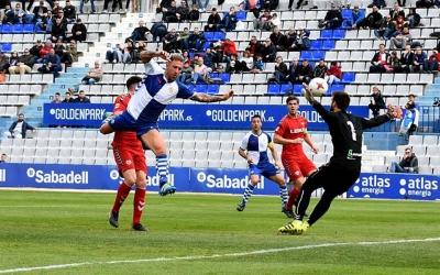 Ángel Martínez, el tercer jugador amb més minuts aquesta temporada | Crispulo D.