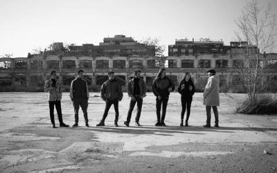 La banda Wild Goats | Rosa Borrell