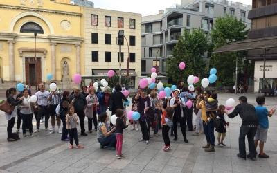 Acte central del Dia Internacional Contra l'Homofòbia, Bifòbia i Transfòbia | Aleix Graell