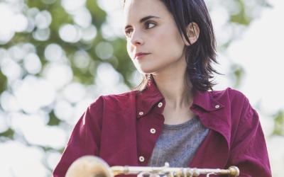 La trompetista i vocalista Andrea Motis | Andrea Motis