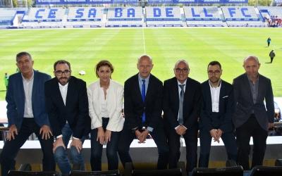 Primer consell d'administració del Sabadell inscrit al Registre Mercantil des del 2002 | CES