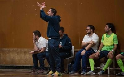 Borja Burgos seguirà a la banqueta de la Pia una temporada més | Roger Benet
