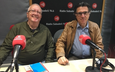 Pere Nogué i Ricard Sáenz | Mireia Sans