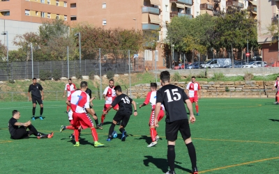 El Can Rull Rómulo Tronchoni vol seguir a Segona Catalana | Adrián Arroyo