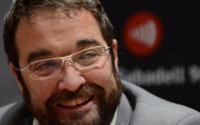 Juli Fernàndez en una entrevista a Ràdio Sabadell | Roger Benet