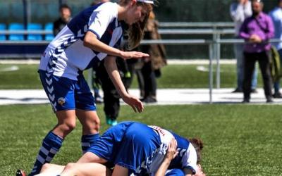 El Sabadell femení, a passar ronda a la Copa Catalunya
