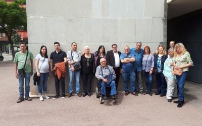 Presentació dels membres de la candidatura al CC de Sant Oleguer | Podem Sabadell