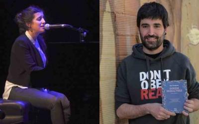 Lu Rois i Roc Casagran | Roger Benet