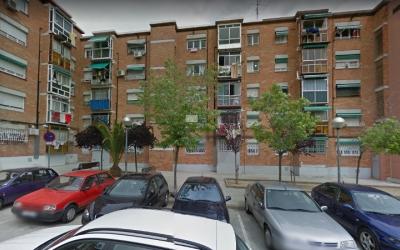 Imatge del número 6 del carrer Príncep de Viana on han tingut lloc els fets