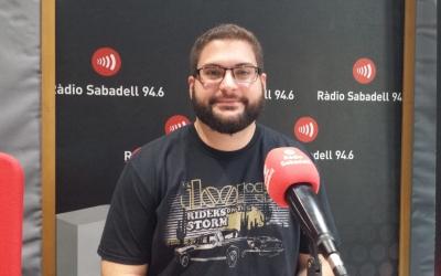 Carles Puig, president de la Coordinadora de Músics de Sabadell | Raquel Garcia