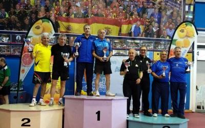 Rafael Agea i Francesc Castells ja es van proclamar campions d'Espanya en +60 anys | SCR Ciervo