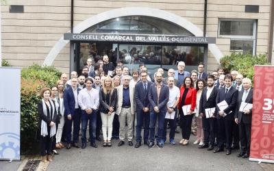 Signants del Pacte al CCVO | Juanma Peláez