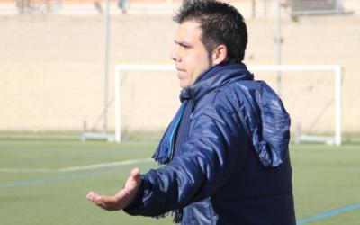 Pablo Becerril durant la seva etapa al Mercantil | Jesús Arroyo