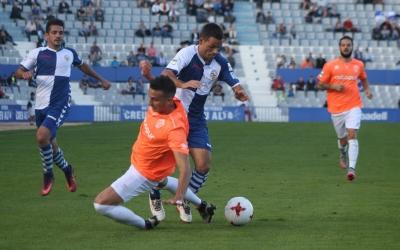 Felipe Sanchón ha estat un dels jugadors més desequilibrants del Sabadell 17/18 | Sandra Dihör