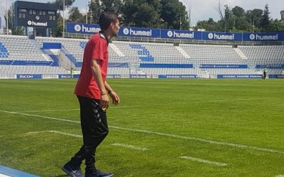 Carlos López no continuarà a la banqueta del Sabadell B la pròxima temporada