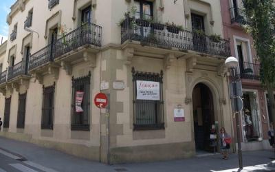 L'Aliança Francesa fa quatre dècades que està en marxa a Sabadell/ Roger Benet