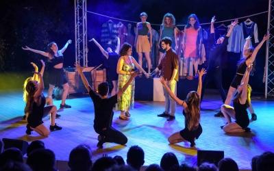 Moment de l'espectacle La nit dels musicals de Sabadell | Roger Benet