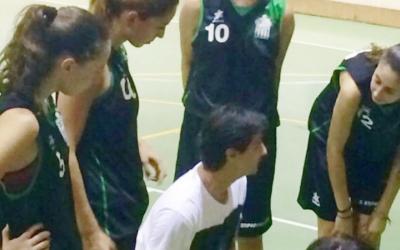 Dani Domene serà el nou entrenador del CNS Bàsquet femení