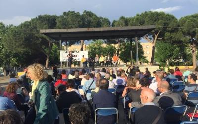 Jornada Republicana a la plaça Picasso | Ràdio Saabadell