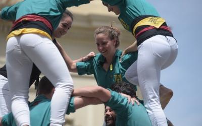Diada d'aniversari dels Castellers de Sabadell | Roger Benet