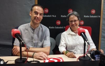 Joan Carles Suñe i Joana Soler al programa Al Matí