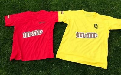 La Élite i els Crazy Crew lluiran aquestes dues samarretes | PrimeTubers