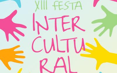 Cartell de la XIII Festa Intercultural | Cedida