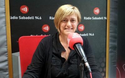 Marisol Martínez, tinenta d'alcalde de Promoció de la Ciutat