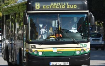Imatge d'un autobús de la TUS | Roger Benet