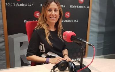 Mònica Muñoz (ITA) ha parlat de trastorns alimentaris a Ràdio Sabadell