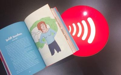 Interior del nou llibre de Montse Barderi/ Raquel Garcia