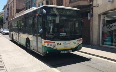 Autobús de la L15 | Roger Benet