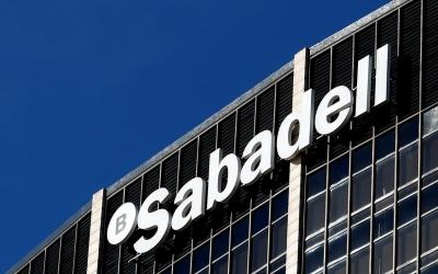 Seu central del Banc Sabadell a Barcelona| Arxiu