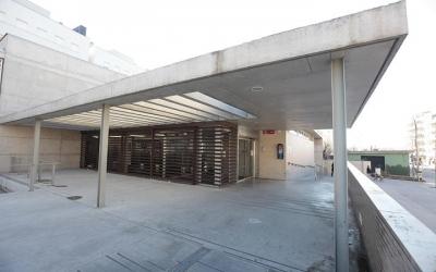 Imatge exterior del CAP La Serra | Ajuntament de Sabadell