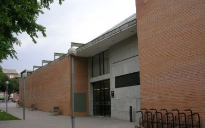 El centre cívic de Can Rull