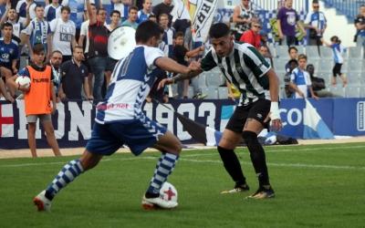 L'últim Sabadell-Peralada va acabar amb empat a dos gols | Sandra Dihör