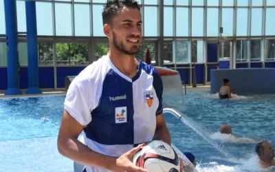 Néstor Querol aquest migdia al Natació Sabadell | CES