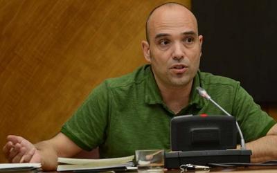 Joan Berlanga té la intenció de seguir com a tinent d'alcalde i regidor/ Arxiu Ràdio Sabadell