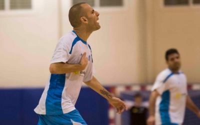 Dani Salgado continuarà un any més al CNS de futbol sala
